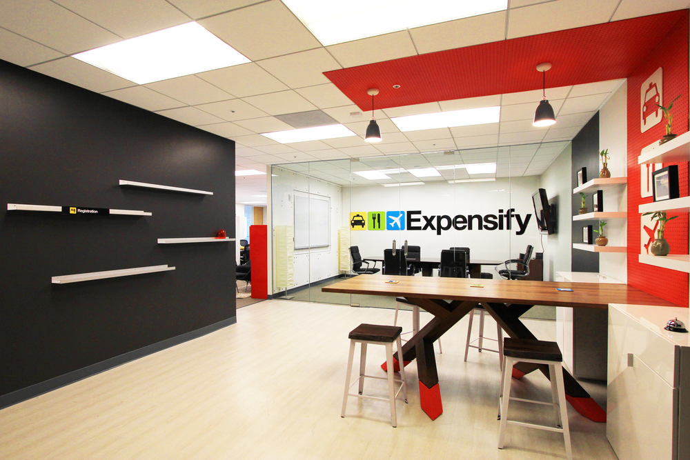 Welcome to Expensify HQ!