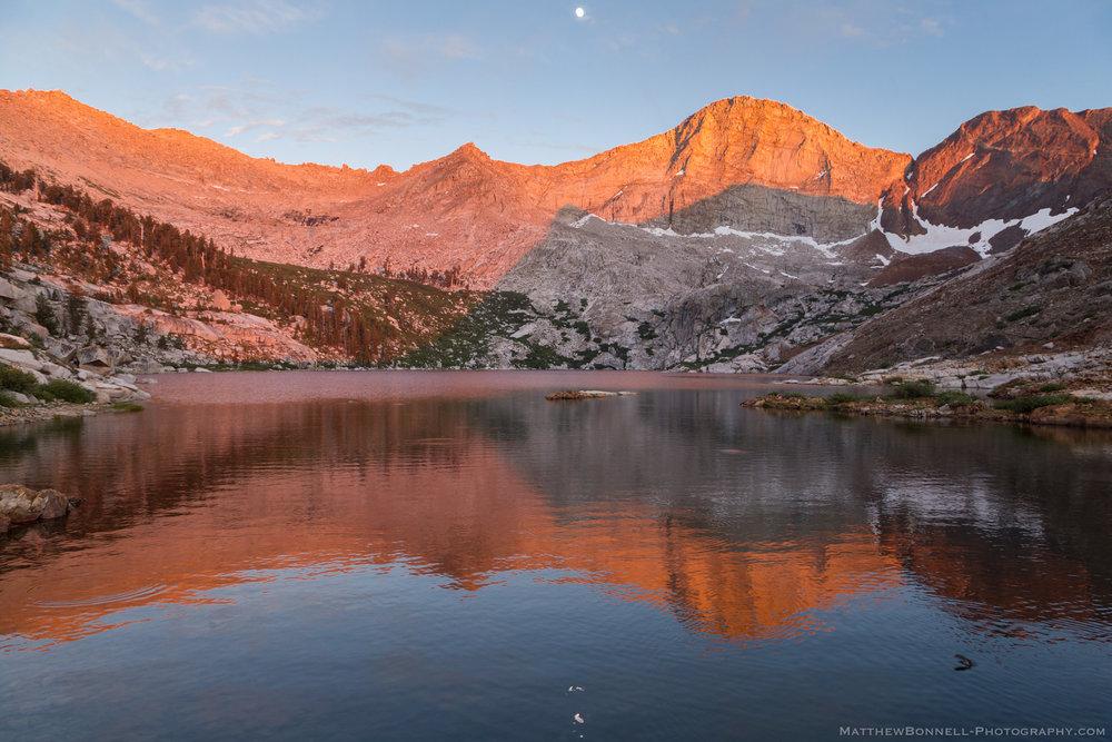 Franklin Lake Sunset