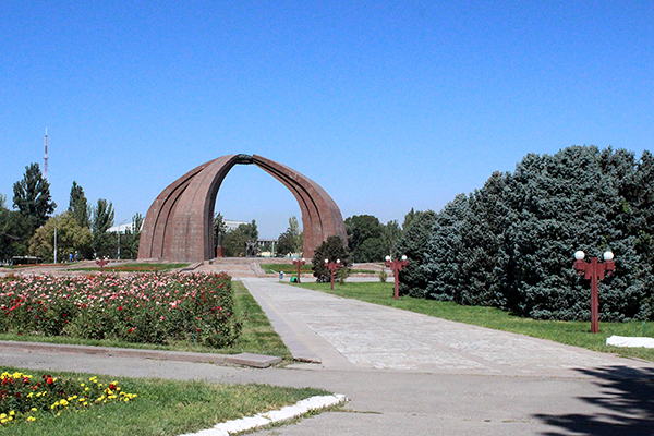 Victory Square Bishkek,