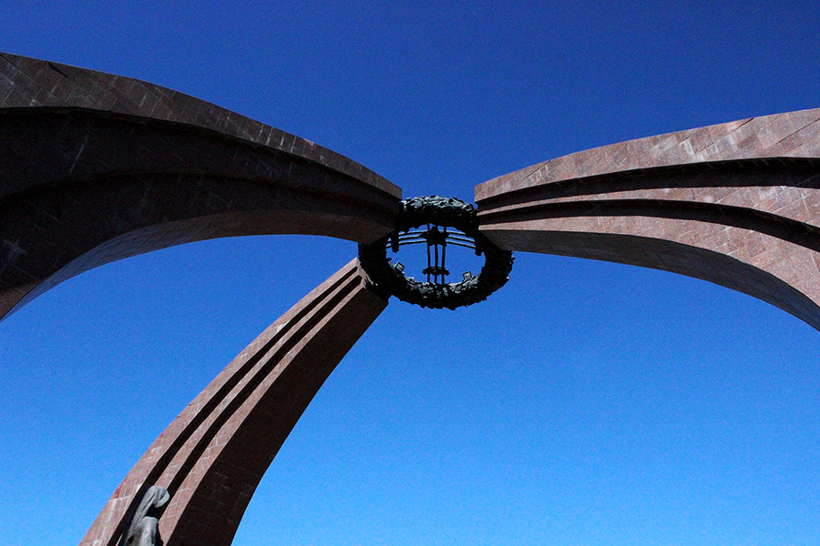 Victory Square, Bishkek