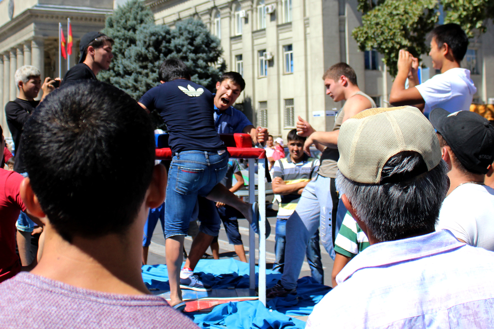 Arm Wrestling Bishkek
