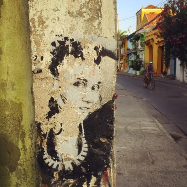 Love street art? You'll love Getsemaní