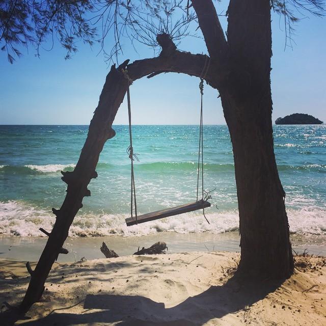 Paradise found: Otres Beach, Cambodia