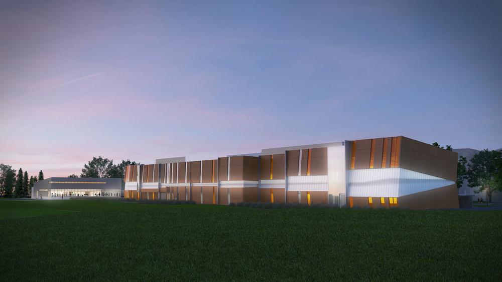 Evergreen Valley College Rendering 2