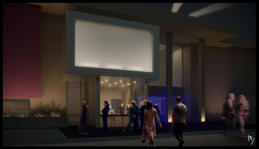 Phoenix Theatre Rendering 5