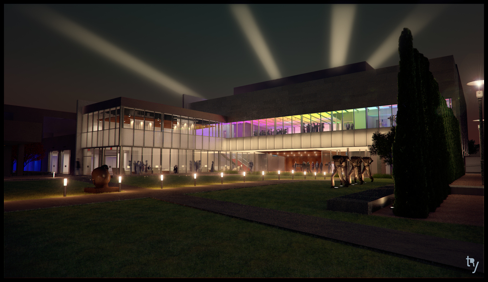 Phoenix Theatre Rendering 1