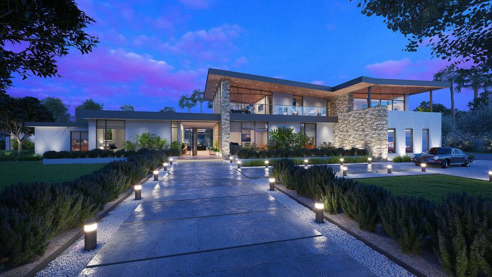 Jackrabbit - Concept design & exterior rendering