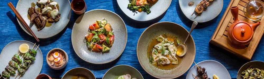 Onsen's Japanese inspired dishes