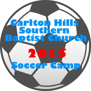 Sign-up for soccer camp            July 7 - July 10