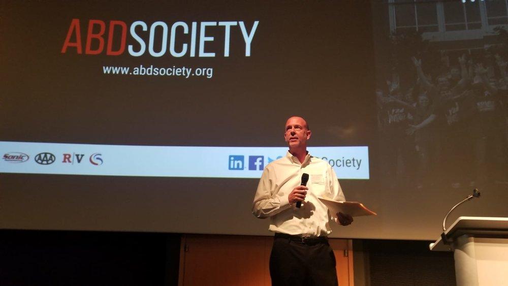 Rick Doody Introduces Keynote Speaker - John Thomas