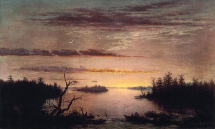 Dismal Swamp, Flavius J. Fisher