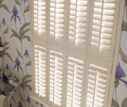 Wooden shutters Southampton Hampshire