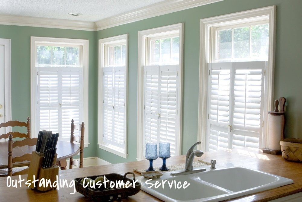 Window shutters Bournemouth