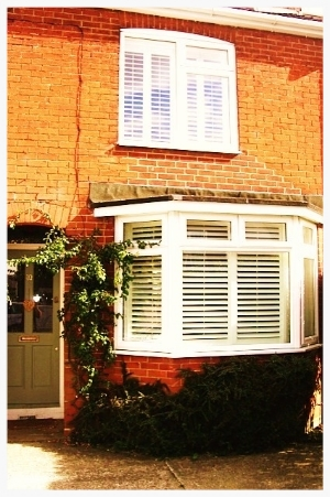 Wooden shutters Farnborough hampshire