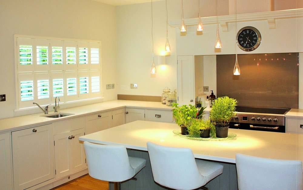 kitchen shutters Bournemouth Christchurch Poole Weymouth Dorchester