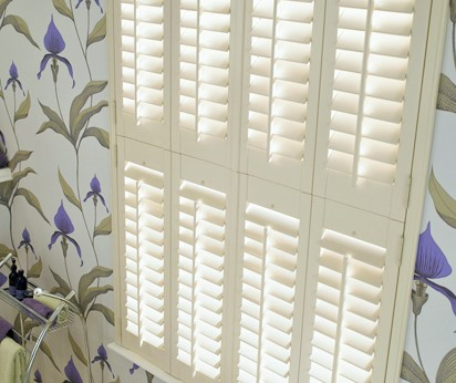 Interior plantation shutters Southampton Portsmouth New Forest Winchester Basingstoke