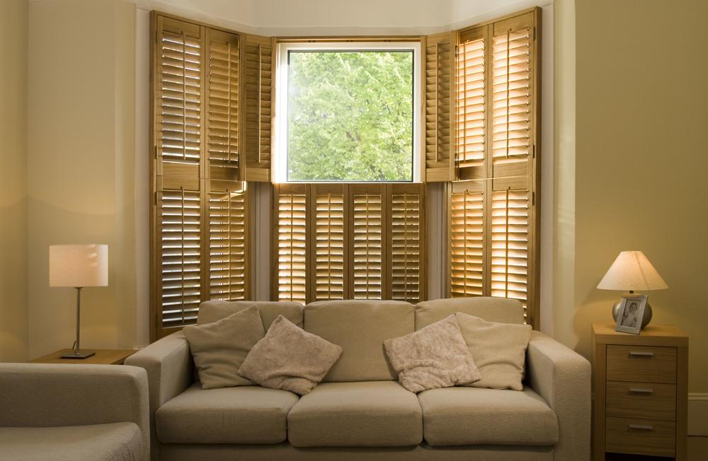 Wooden shutters Southampton