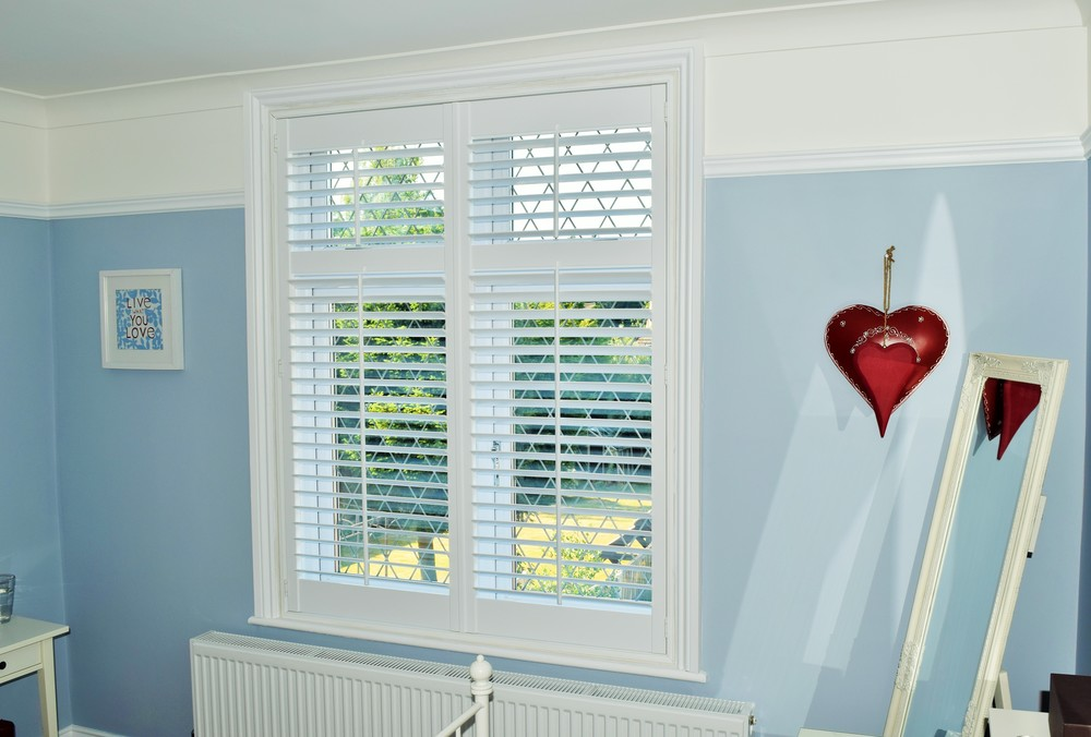 Plantation shutters blackout blinds Dorset Hampshire