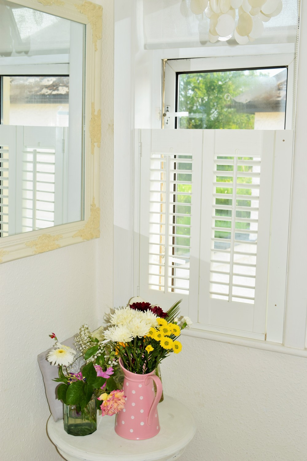 Waterproof interior shutters Bournemouth Poole Ringwood
