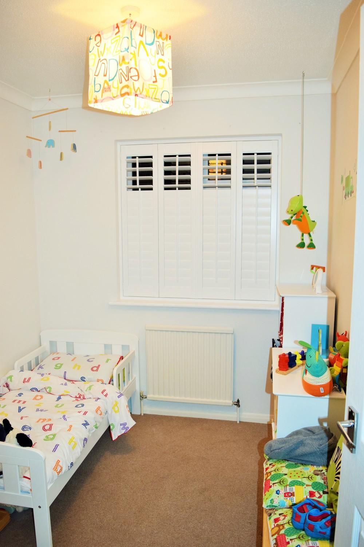 Interior shutter blinds Southampton Eastleigh