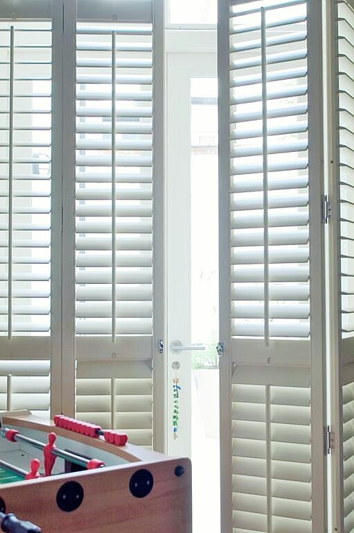 Full height timber shutters Southampton Bournemouth