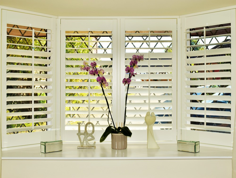 Bay window shutters bournemouth