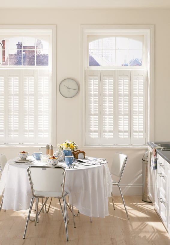 Cafe style shutters bournemouth