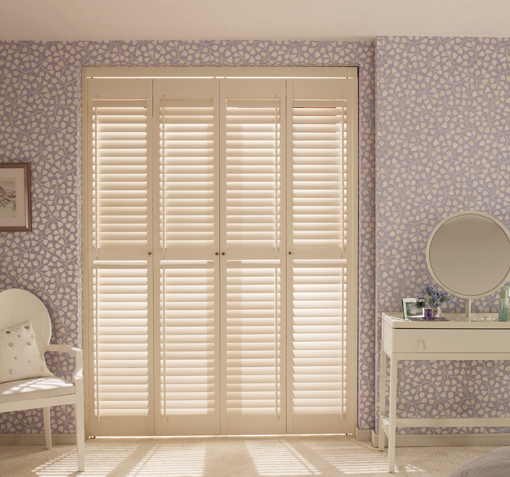 Plantation shutters Winchester Hampshire