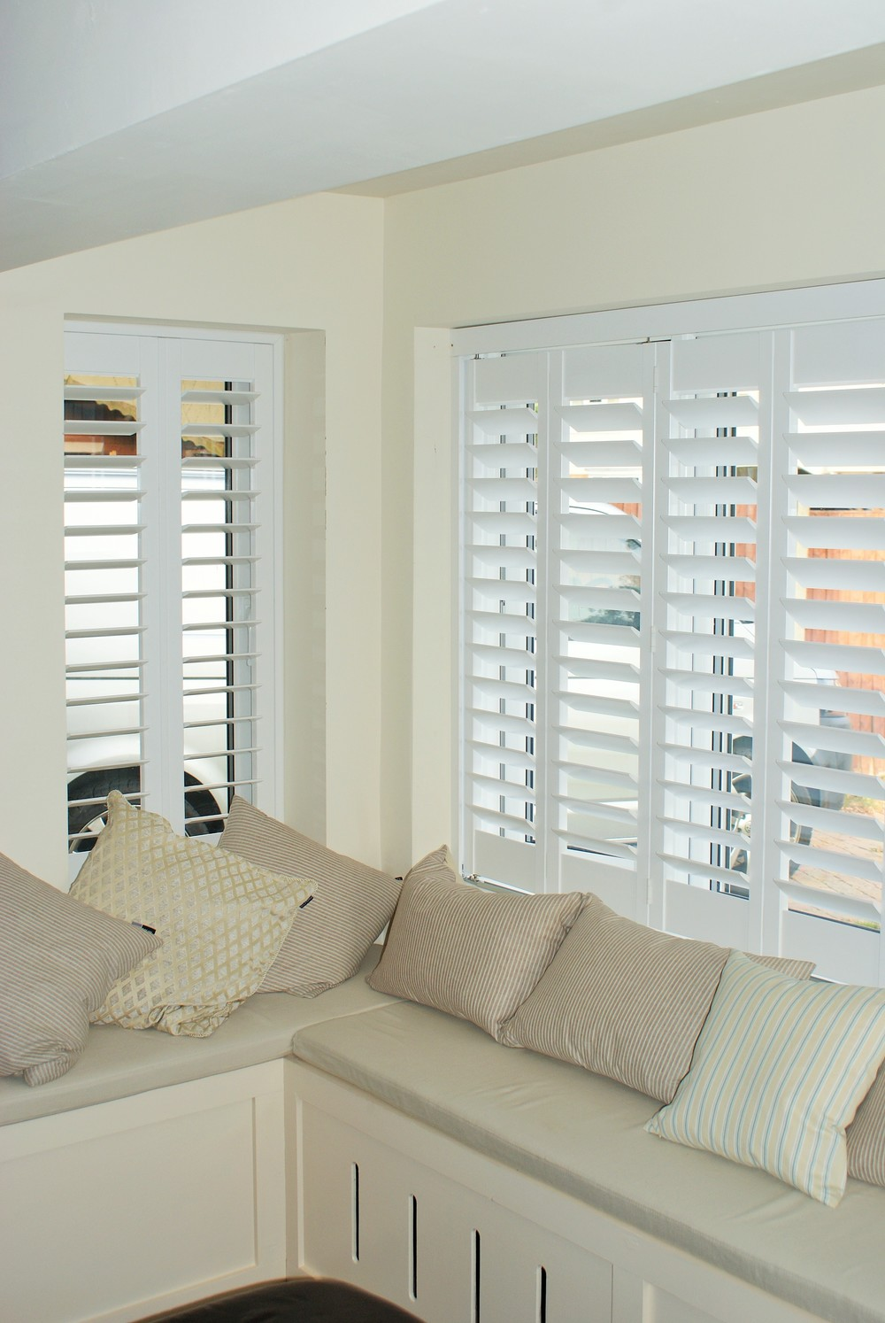 Interior plantation shutters Verwood West Moors Ferndown Dorset