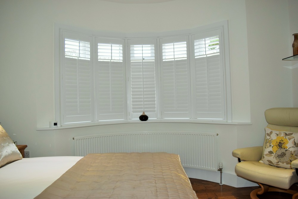 Interior timber shutters blinds Bournemouth Poole Weymouth Dorchester