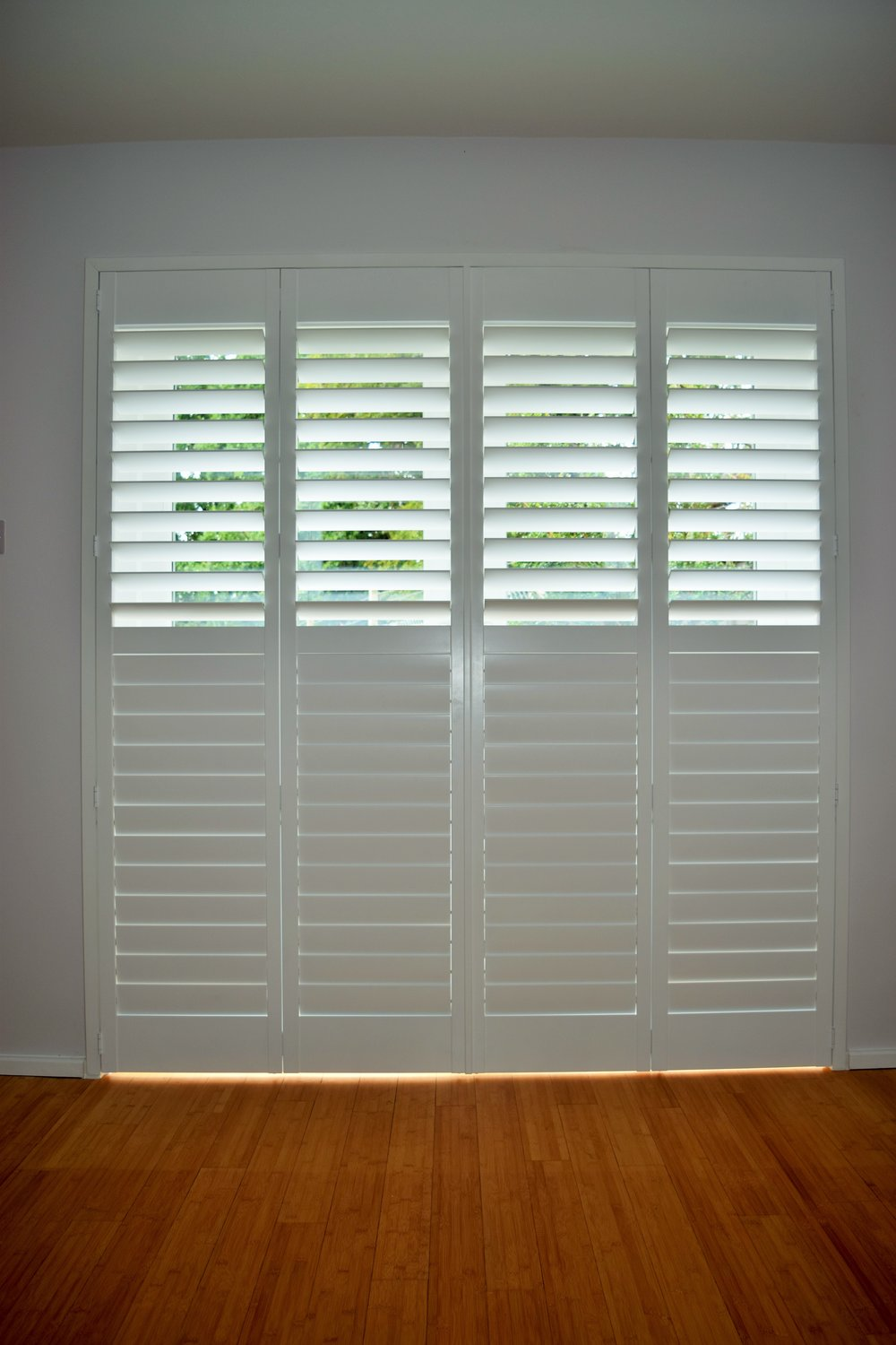 Patio door shutters split louvres.JPG