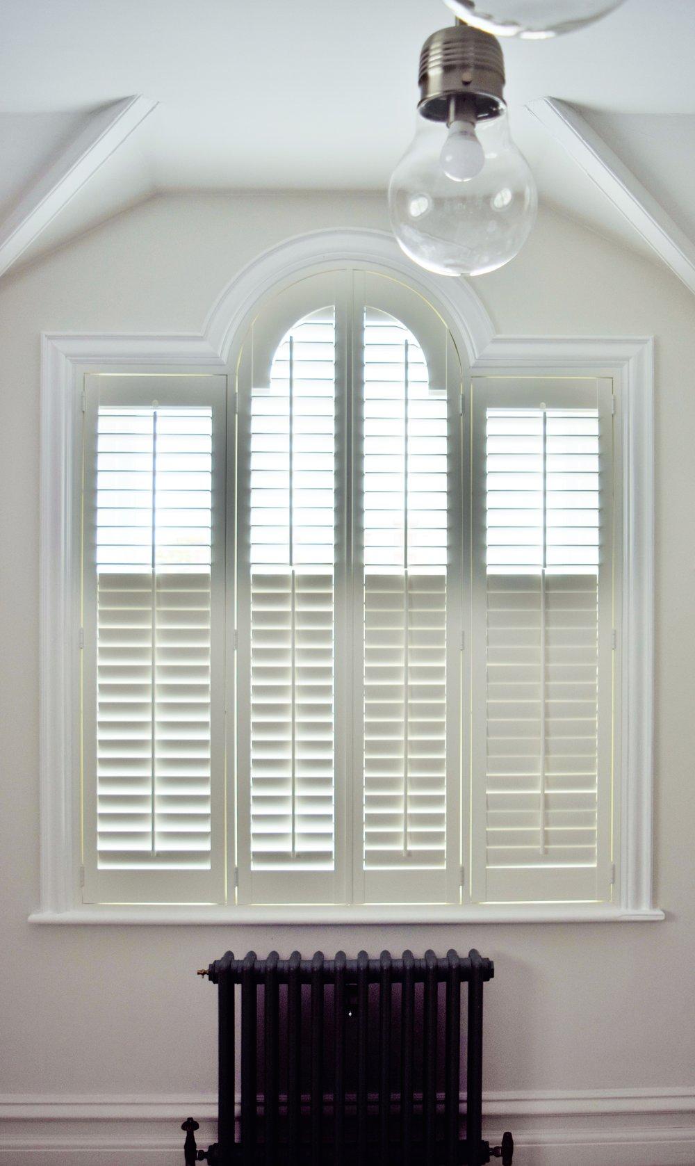 Special shaped window shutters.JPG