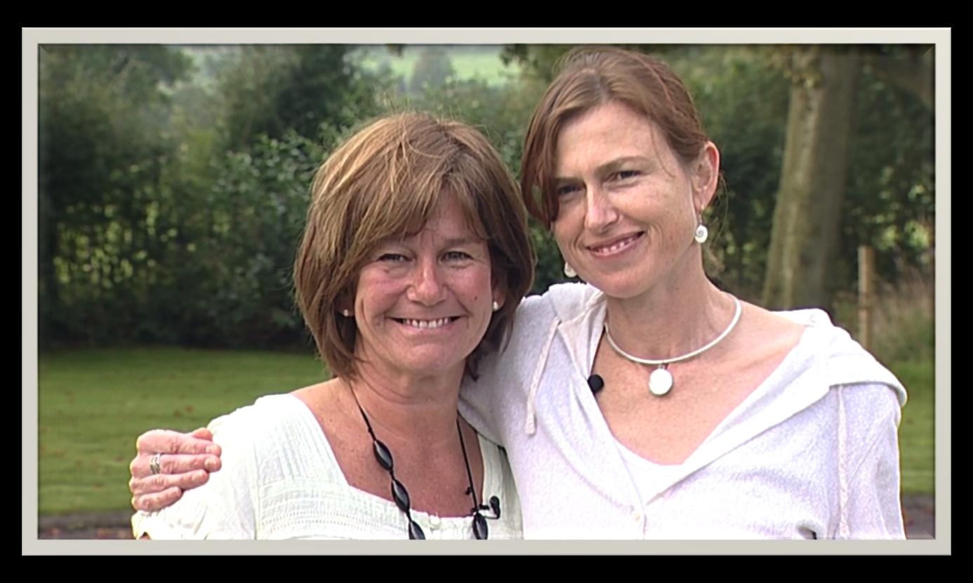 Kate and Sheena