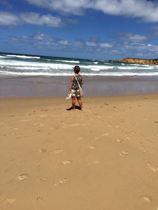 Reflecting on the roar....Torquay, Australia
