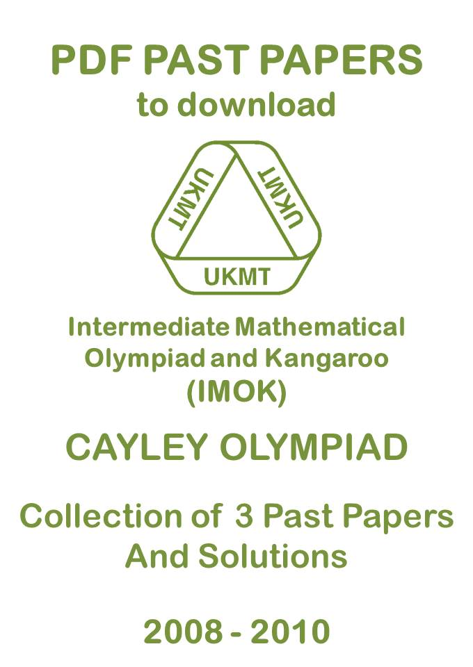 intermediate mathematical olympiad papers Year are invited to take part in the intermediate mathematical olympiad papers intermediate mathematical challenge - united kingdom.