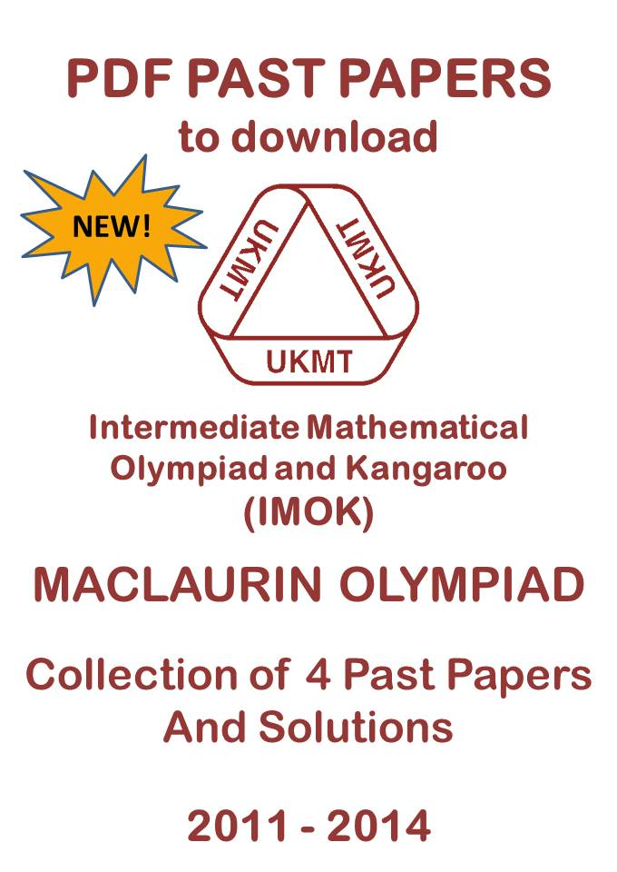 ukmt intermediate maths challenge papers Question 17 explained from the ukmt junior maths challenge from april 2015 this paper is given to high ability maths students in year 7 and 8 i.