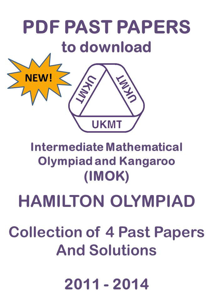 junior mathematical olympiad past papers 2007-2010 pdf ukmt