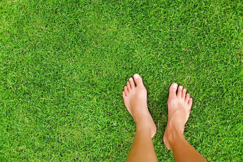 Foot over green grass (#94812901).JPG