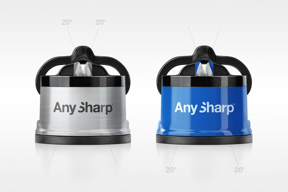 AnySharp - Brand Identity Strategy