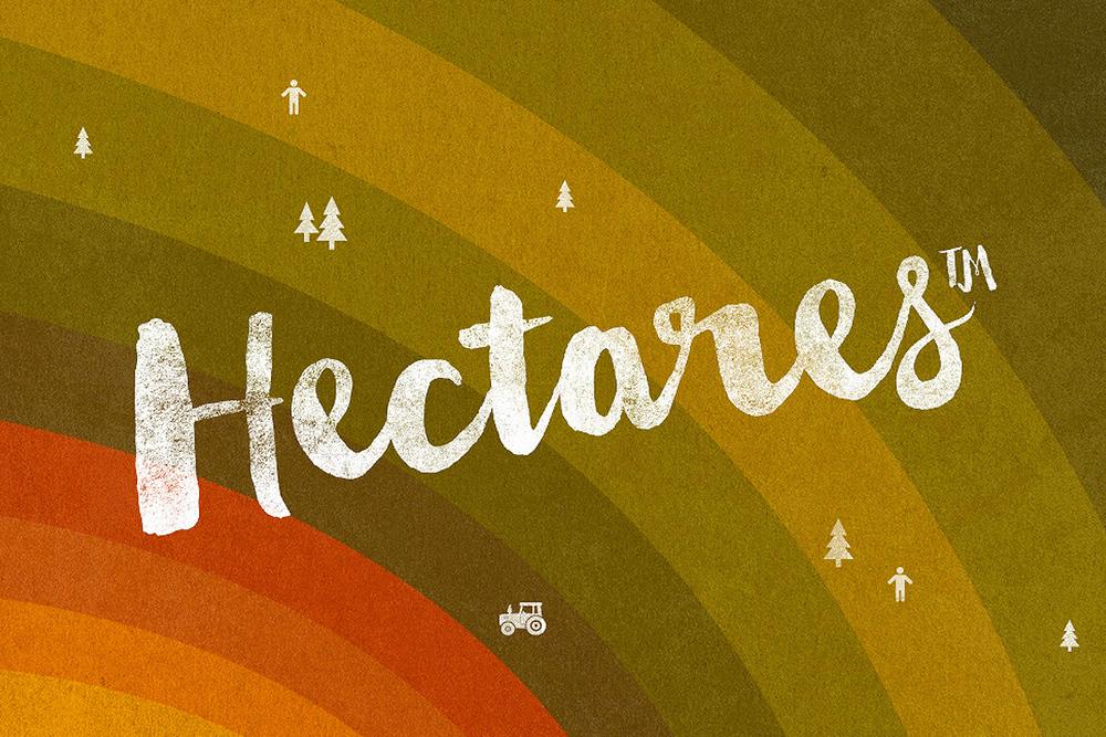 Hectares - Brand Identity