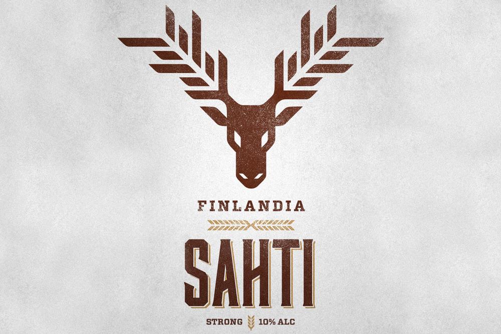 Sahti - Brand Identity Design