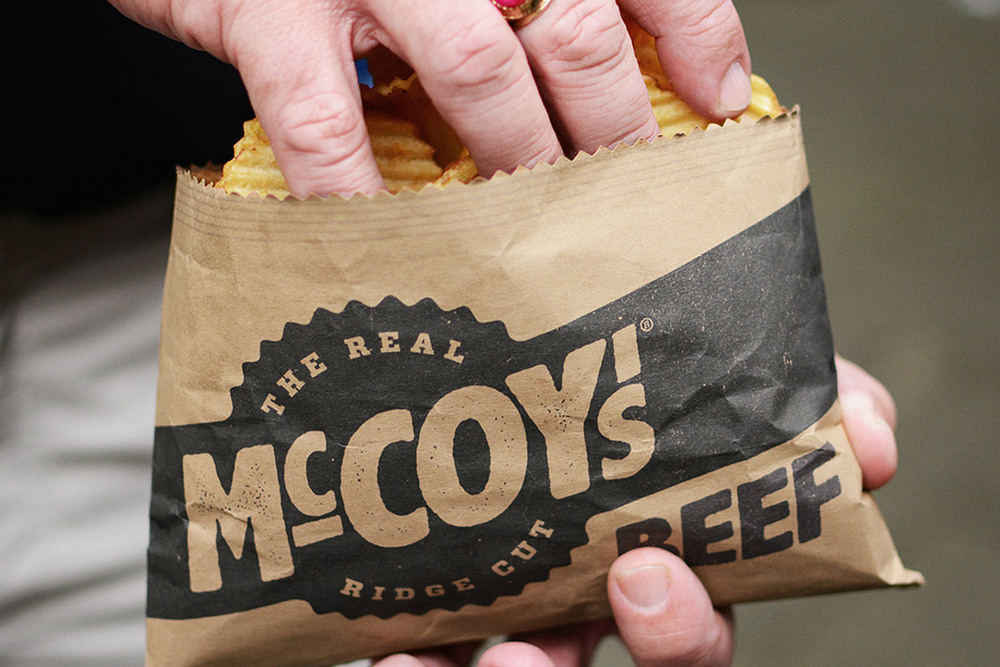 McCoys - Bag & Brand Identity Design