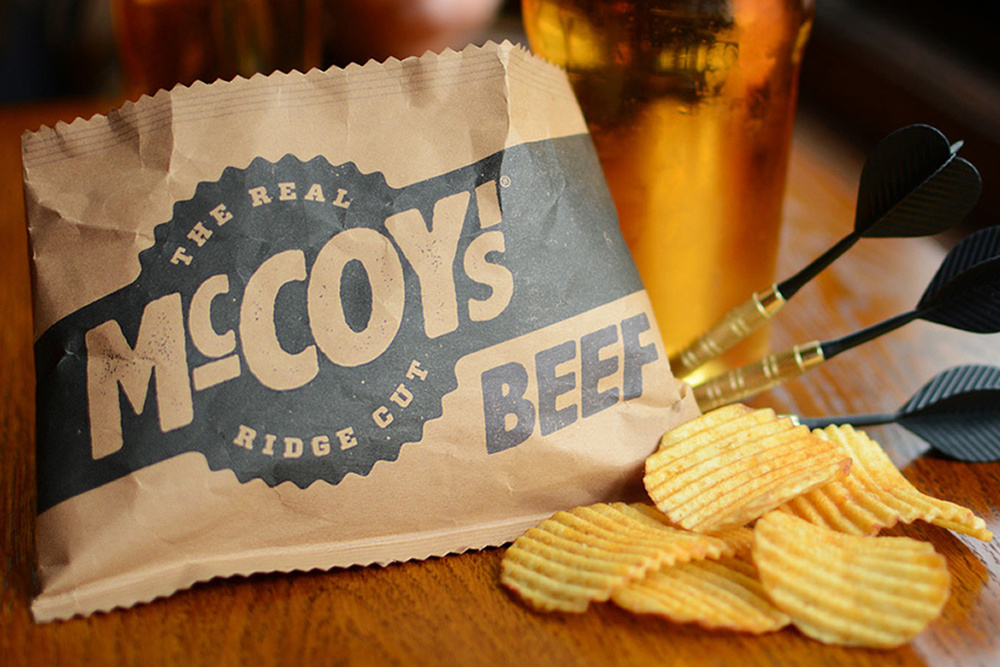 McCoys - Bag Design