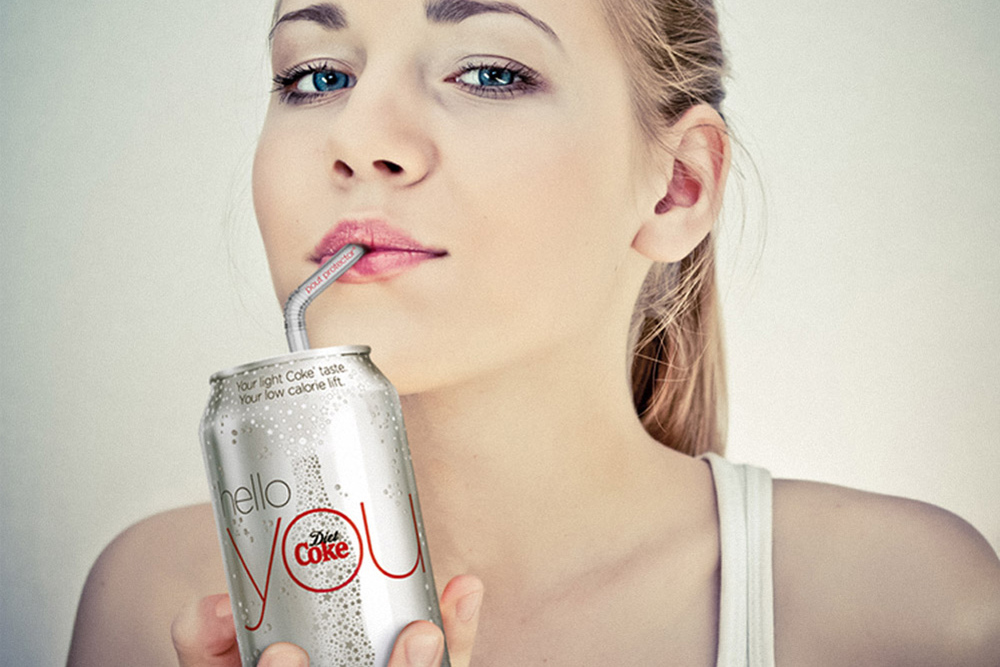 Diet Coke - Campaign Packaging Design