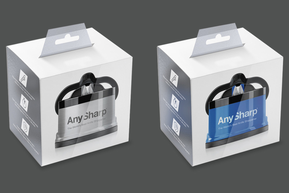 AnySharp - Pack Design