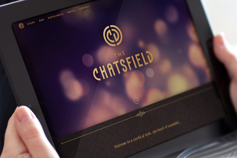 The Chatsfield Website (Responsive Coded) - Homepage