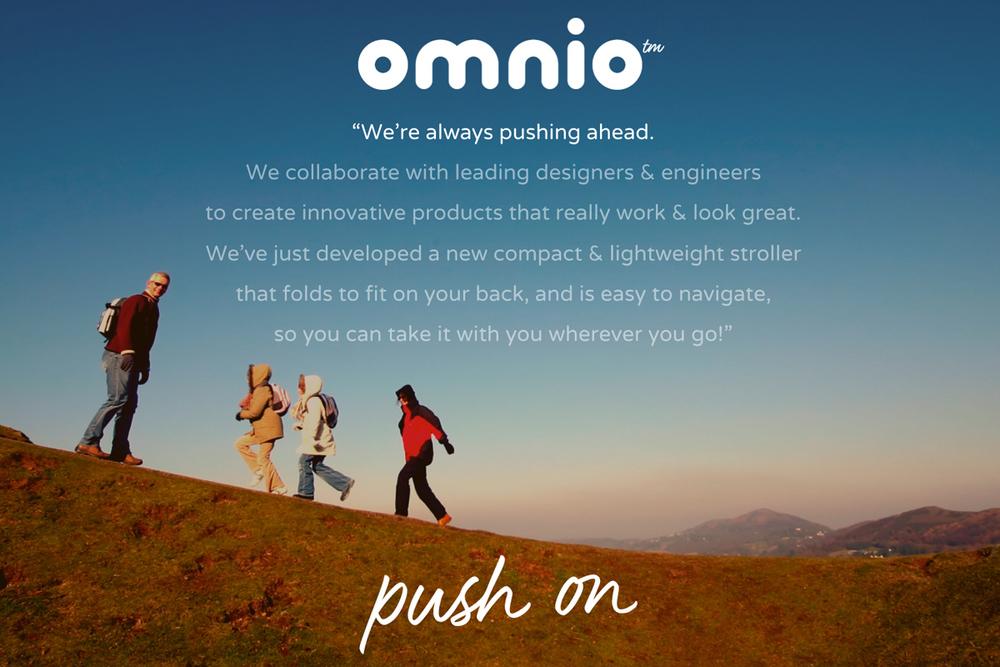 Omnio - Brand Strategy