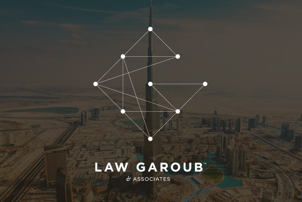 Law Garoub - Brand Identity