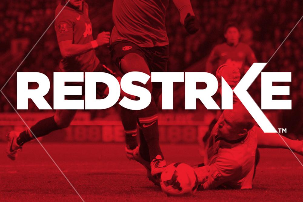 RedStrike - Brand Identity