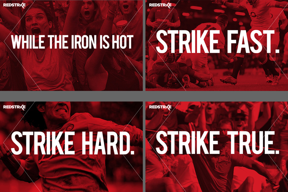 RedStrike - Brand Messages